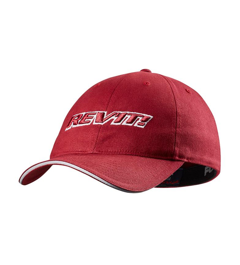Comprar REV´IT! Gorra Stockton rojo - Es De Marca Outlet Store d11c2e56f3b