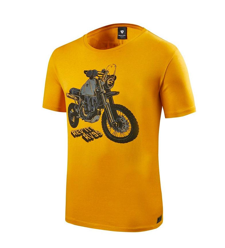 Comprar REV´IT! T-shirt gialla Quin