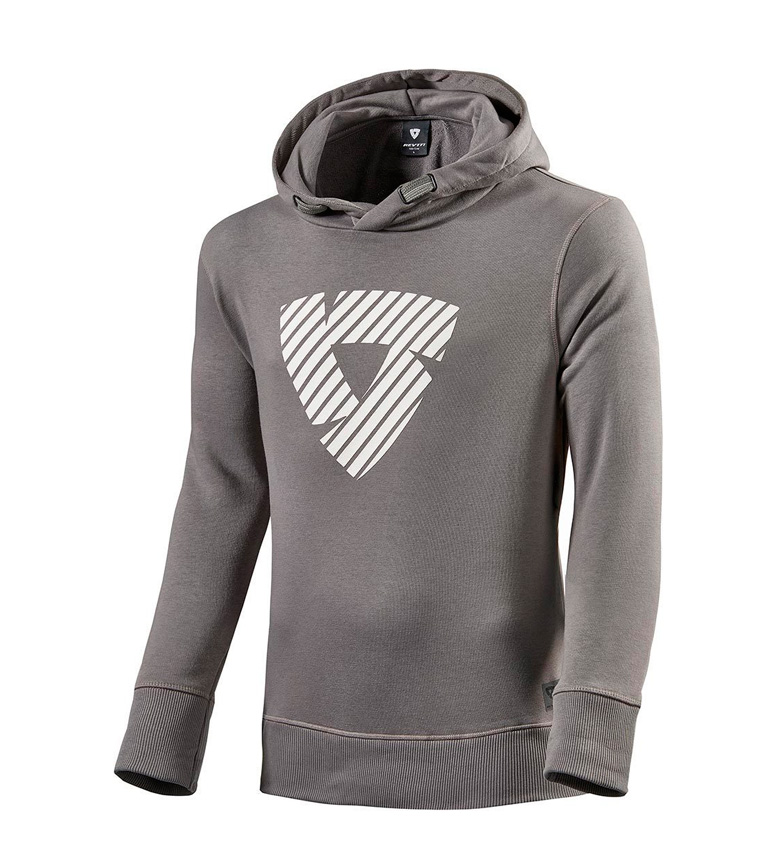 Comprar REV´IT! Sudadera Hoddy Hunt gris oscuro