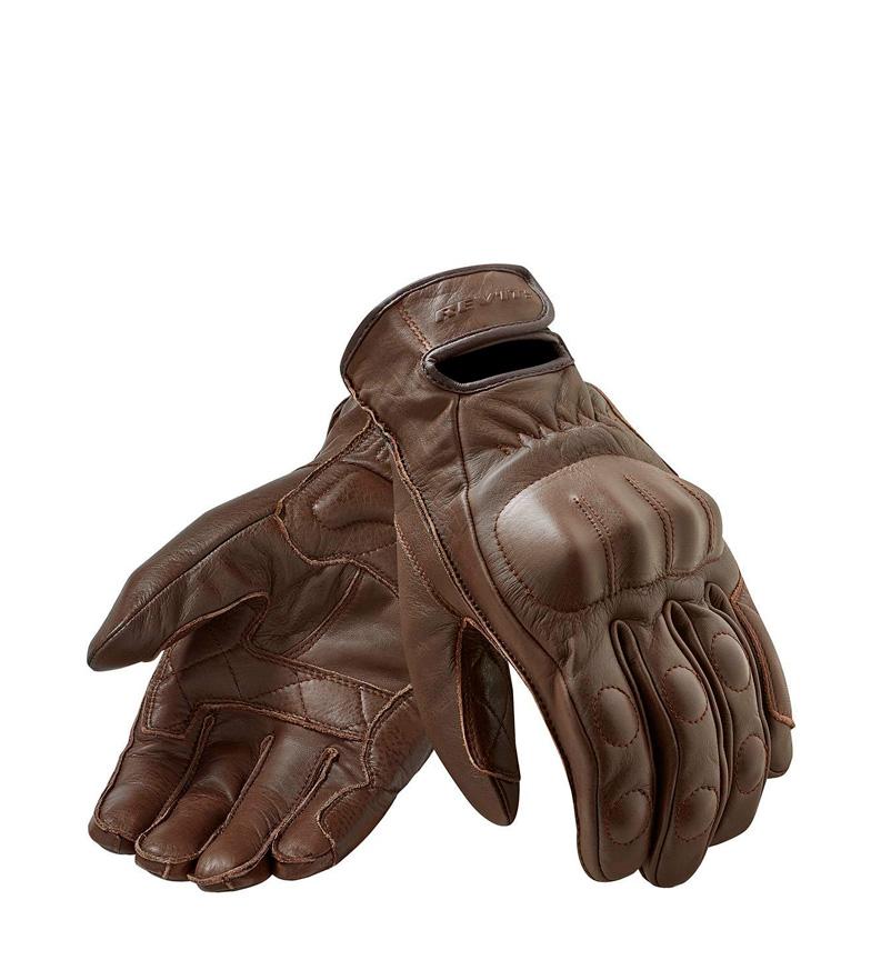 Comprar REV´IT! Cooper brown leather gloves