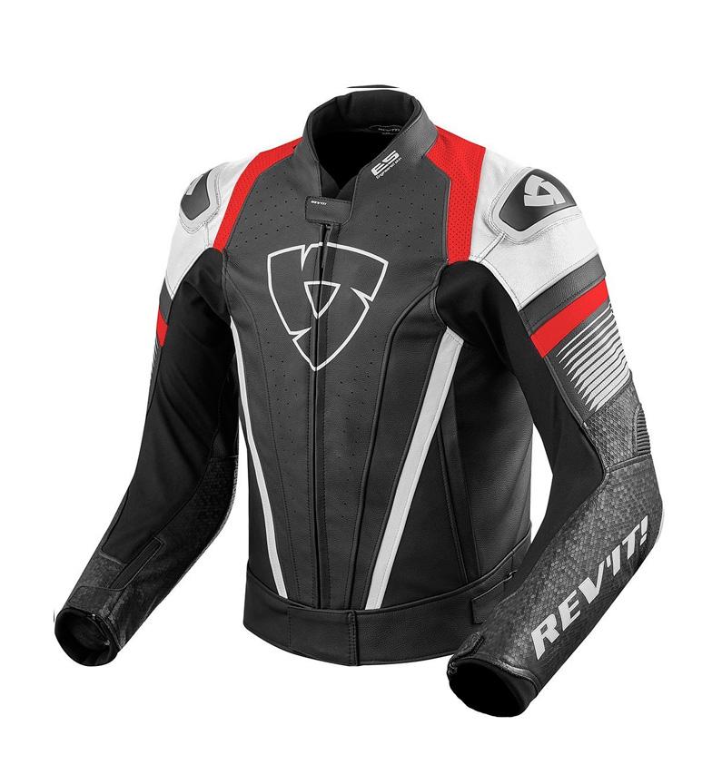 Comprar REV´IT! White Spitfire jacket, red