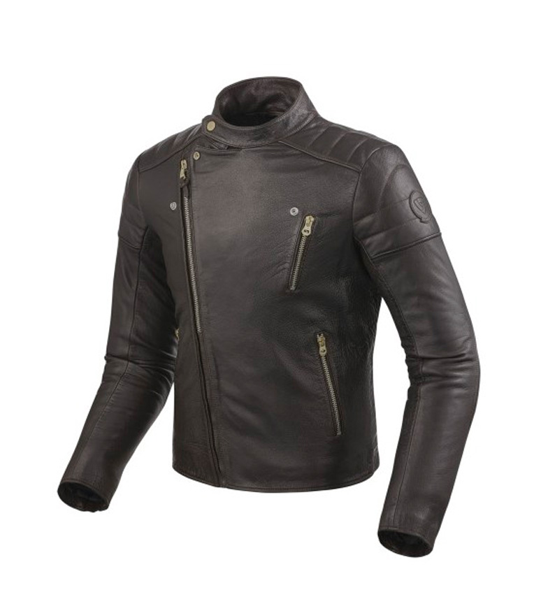 Comprar REV´IT! Veste en cuir marron Vaughn
