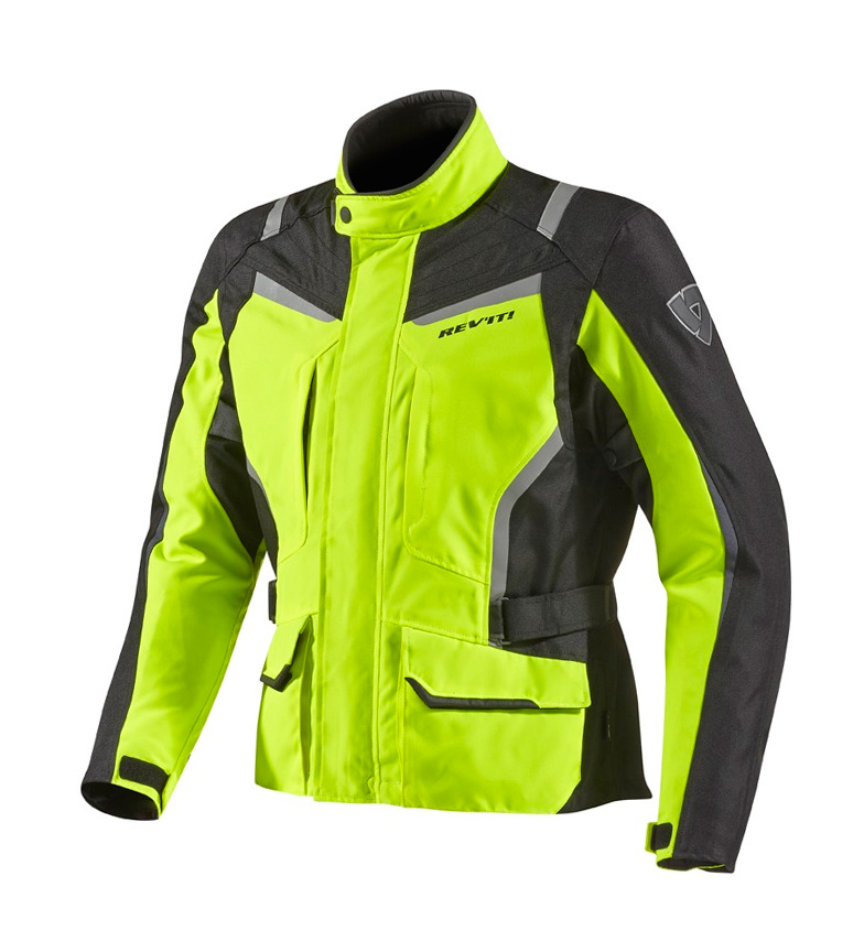 Comprar REV´IT! Voltiac HV jacket black, yellow