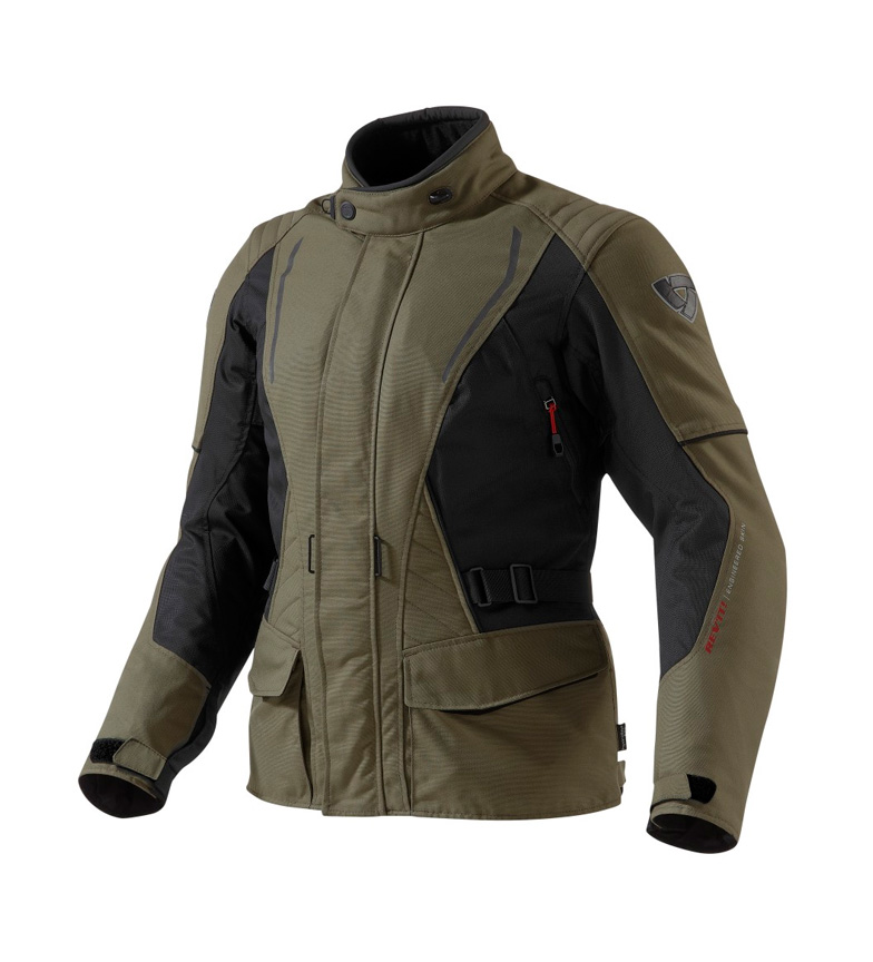 Comprar REV´IT! Monroe Ladies Khaki Jacket, black