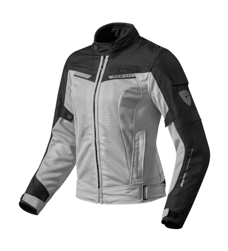Comprar REV´IT! Chaqueta Airwave 2 Dama plata, negro