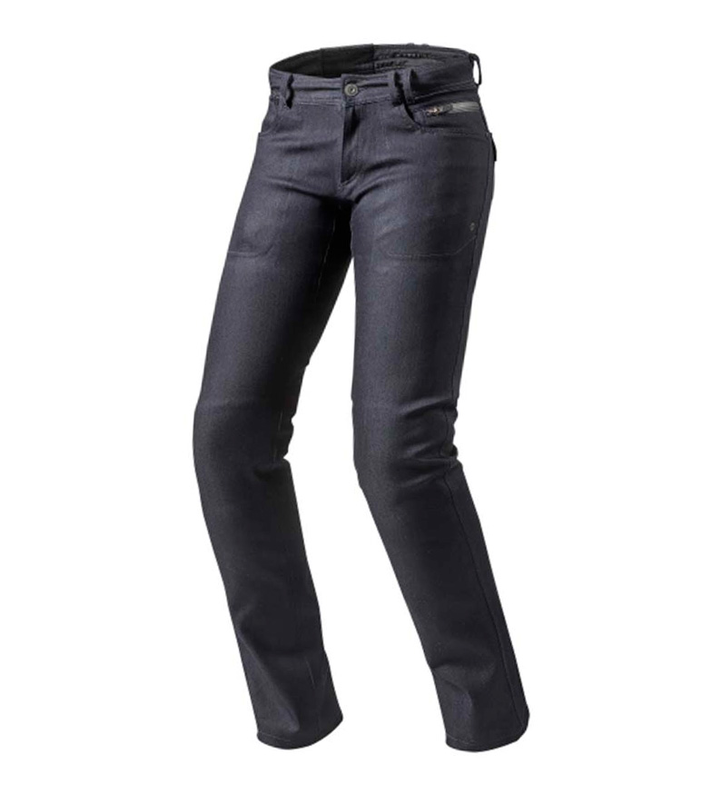 Comprar REV´IT! Orlando H2O Ladies blue trousers L34
