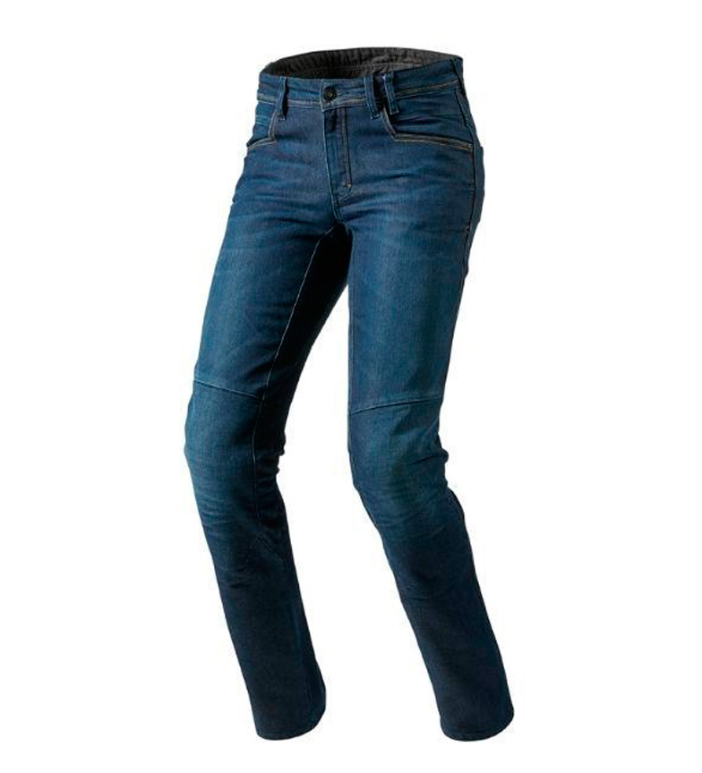 Comprar REV´IT! Seattle blue trousers L34