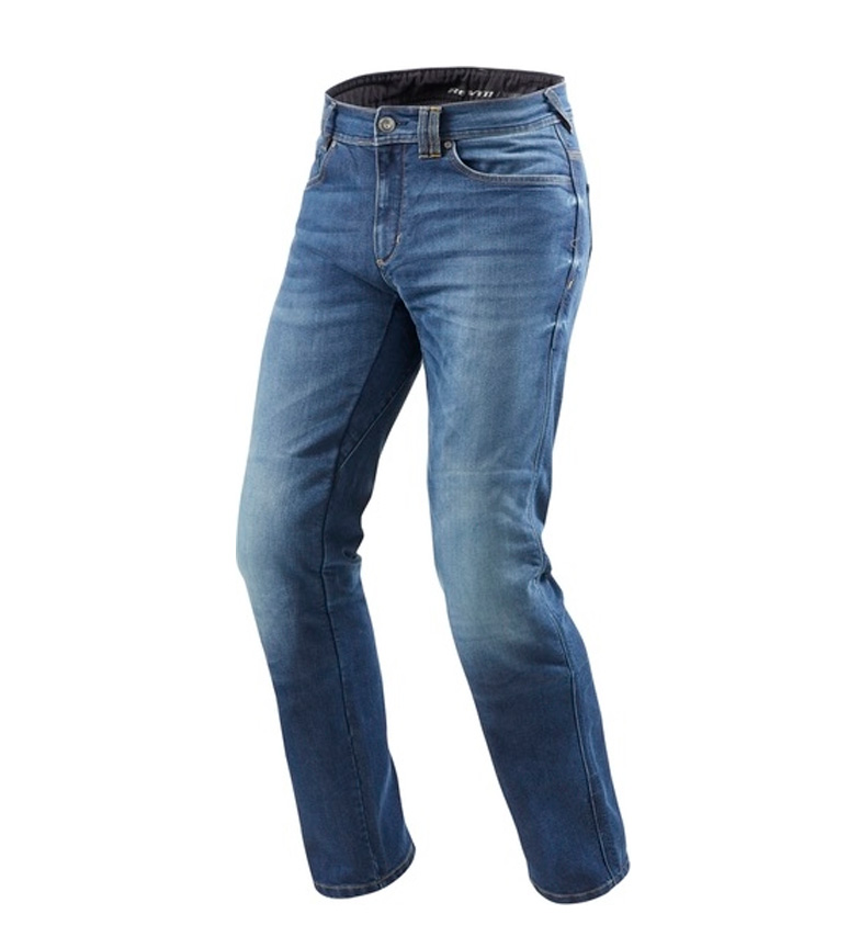 Comprar REV´IT! Philly 2 LF medium blue jeans, L34