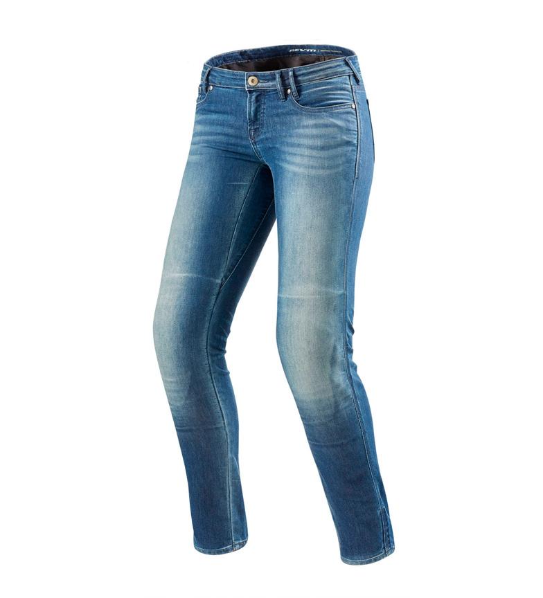 Comprar REV´IT! Westwood Ladies SF blue jeans L32