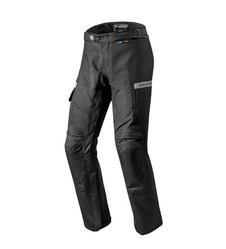 Comprar REV´IT! Long black Commuter trousers