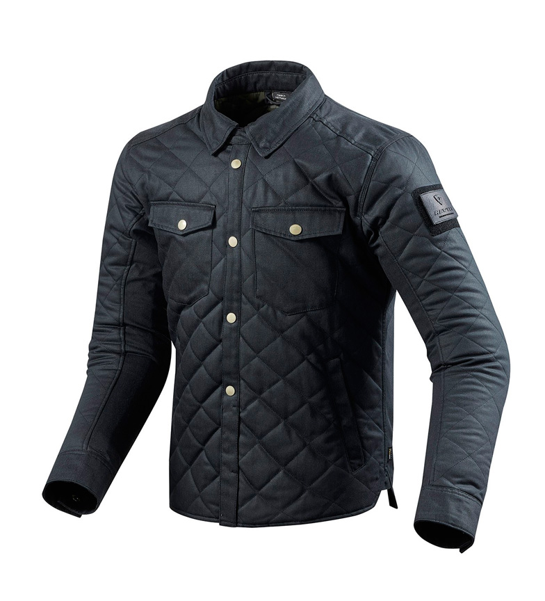 Comprar REV´IT! Sobrecamisa Westport negro
