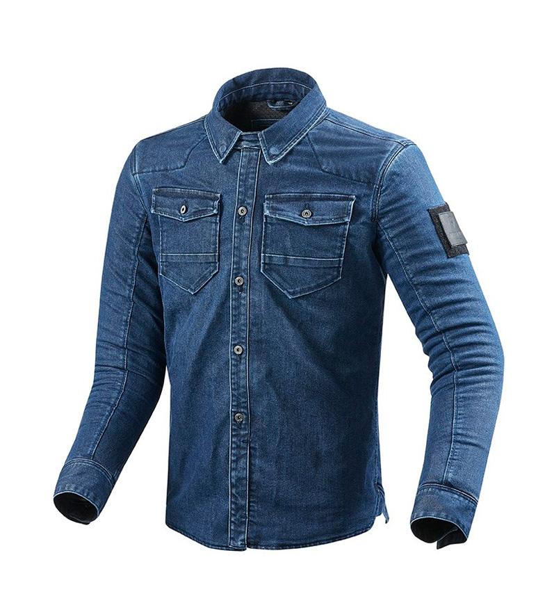 Comprar REV´IT! Surchemise bleue Hudson