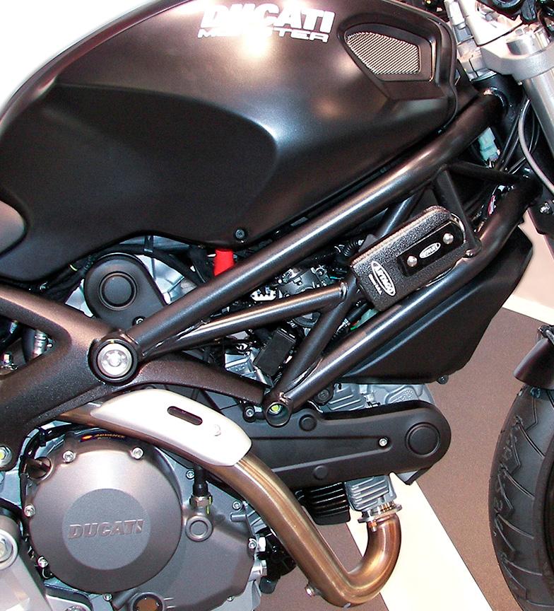 Comprar Artago Kit d'intégration antivol 69 / 69X pour Ducati MONSTER 796'11, 1100evo'11, 1100'09-10 696 '08 -10 S2R / S4R'06 et Diavel Carbon'11