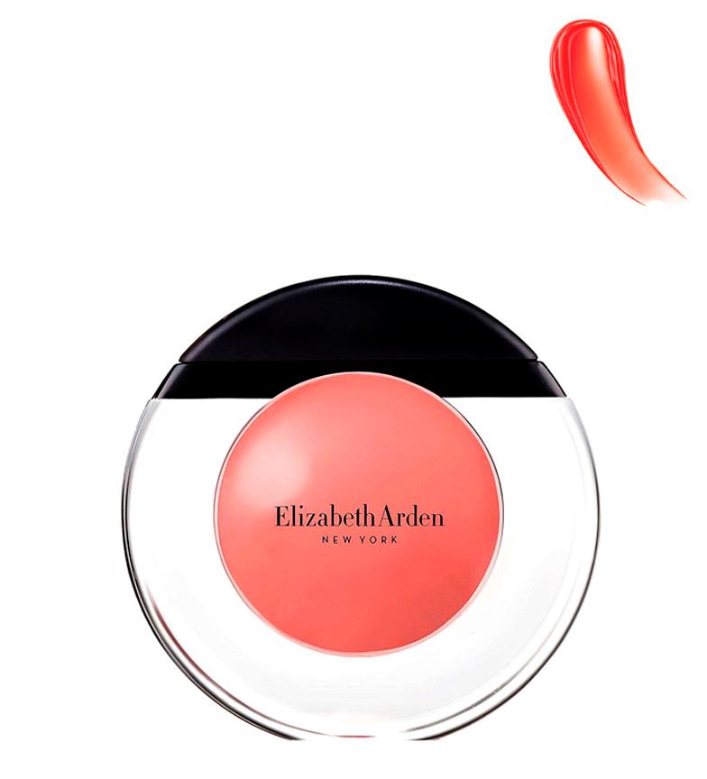 Comprar Elizabeth Arden Elisabeth Arden Moisturizing lip balm with anti-oxidant effect Sheer Kiss lip oil #coral cares 7 ml
