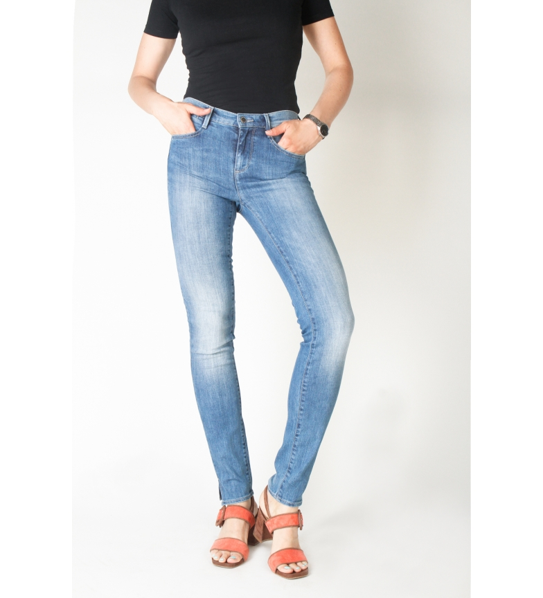 Comprar Gas Sophie Skinny Jeans fit L30 azzurro