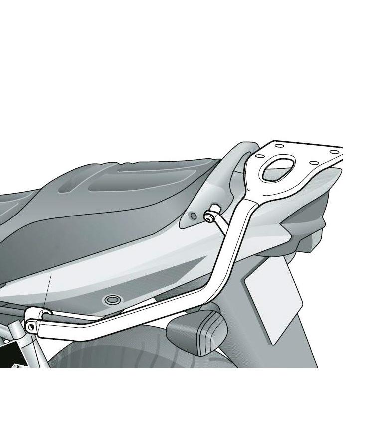 Comprar Shad Sistema de fijación SUZUKI GSX 1400 '01