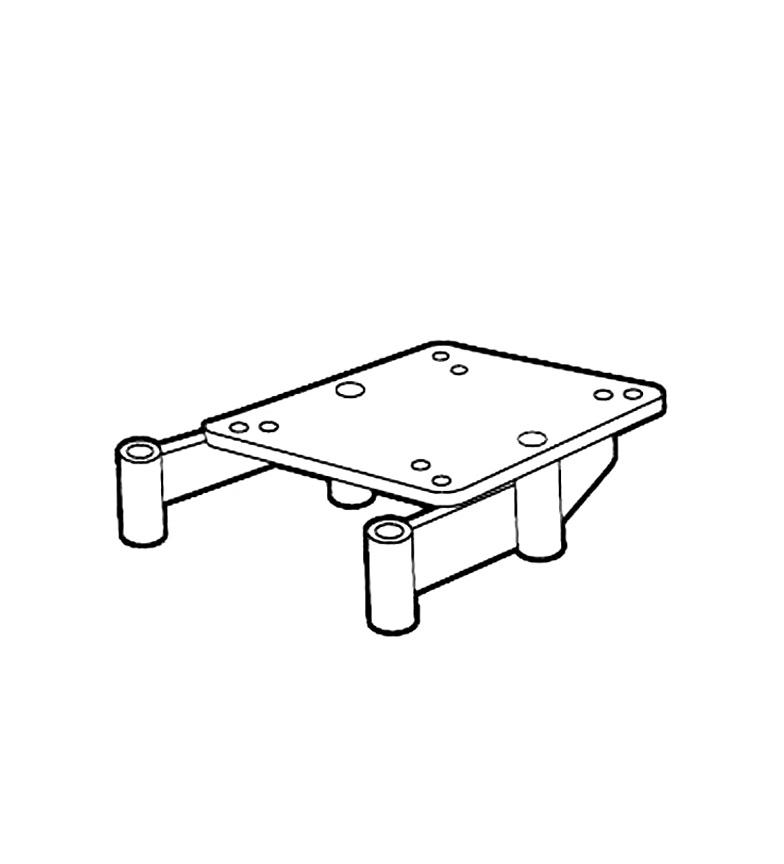 Comprar Shad Sistema de fixação SUZUKI BURGMAN 200/400 '01
