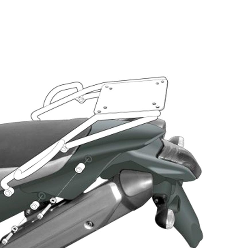 Comprar Shad Fastening system TOP MASTER YAMAHA XT 660 R / X'04