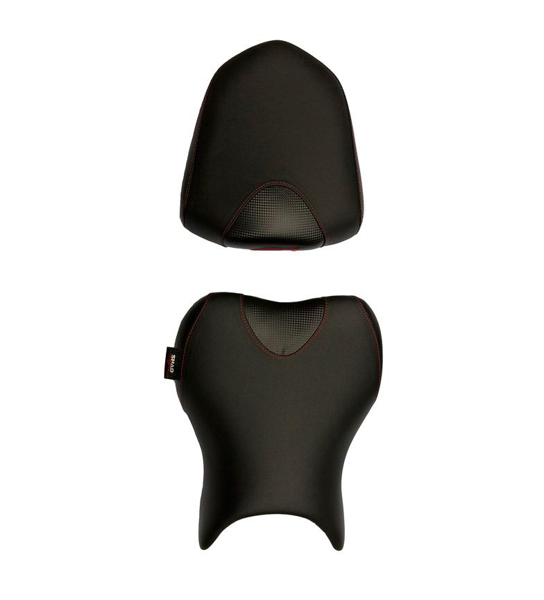 Comprar Shad Asiento confortable -SUZUKI GSR 750- negro, rojo