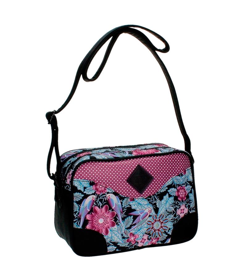 Comprar Catalina Estrada Estrada saco de ombro da selva multicolor -26x18x13cm-