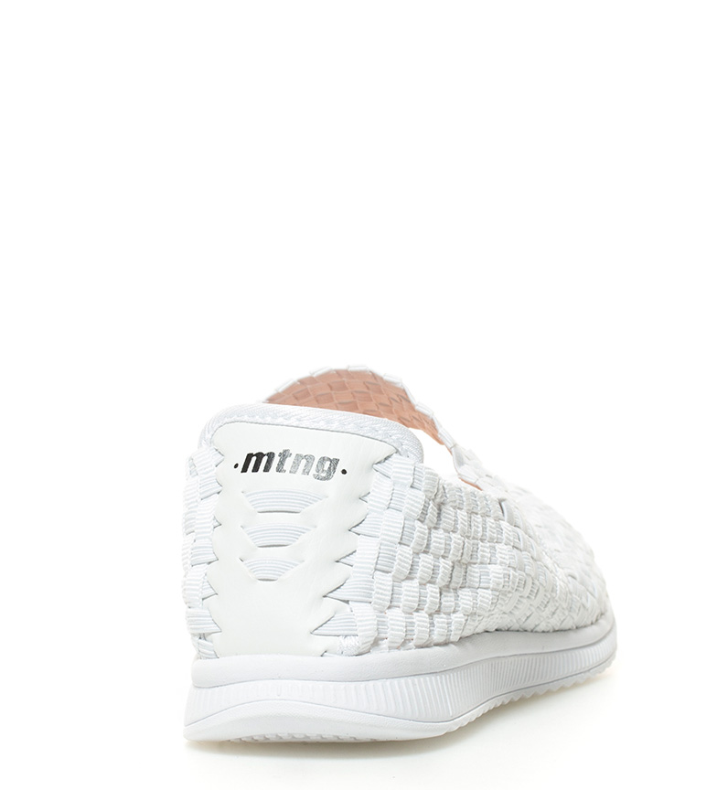 Mustang-Zapatillas-Windeer-rosa-multicolor-Mujer-chica-Negro-Blanco-Azul-Plata miniatura 19