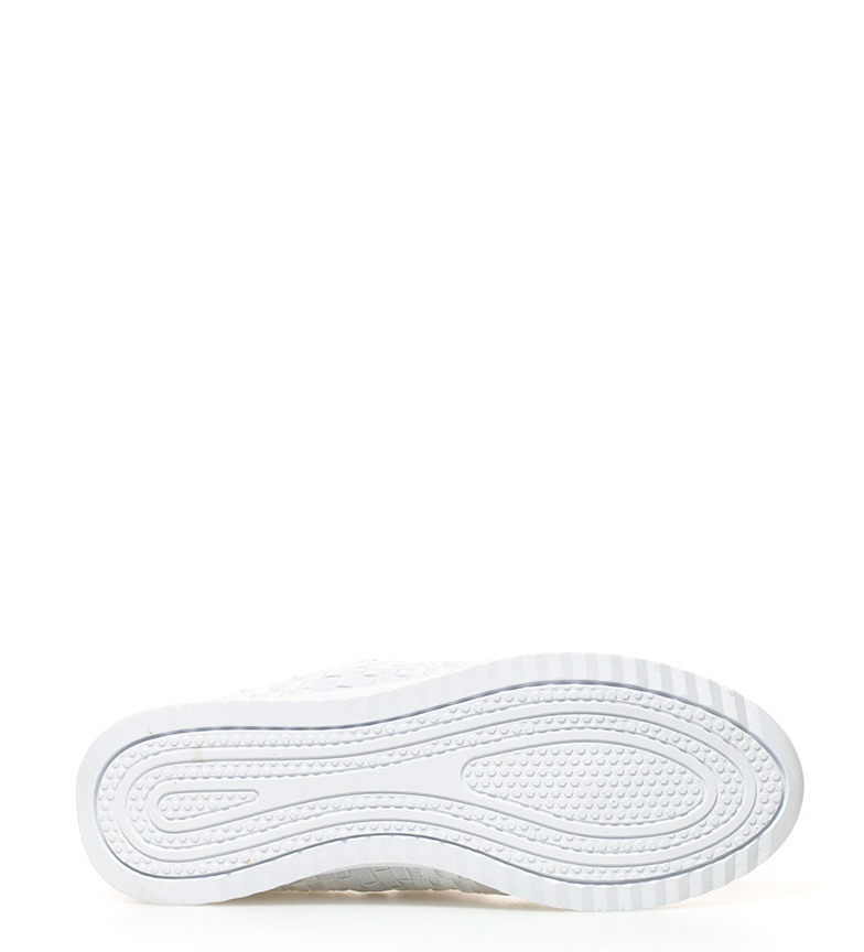 Mustang-Zapatillas-Windeer-rosa-multicolor-Mujer-chica-Negro-Blanco-Azul-Plata miniatura 22