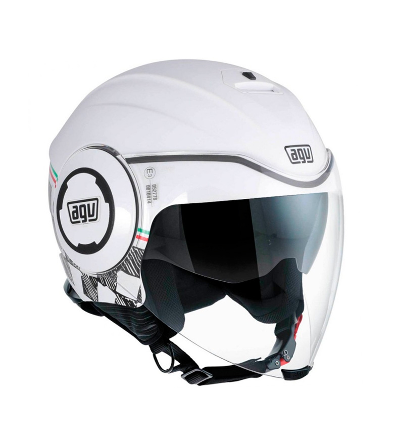 Comprar Agv Casco jet City Fluid Garda Multi