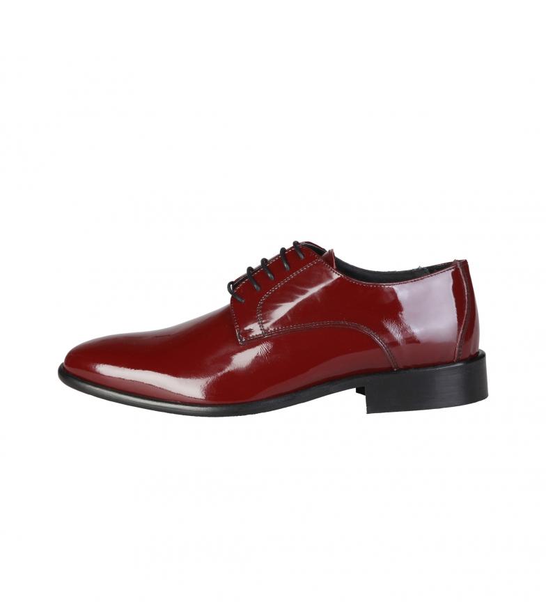 Bruno Magli monjes solteros del cuero rojo tamaño del solteros zapato para hombre UE 44.5 58691b