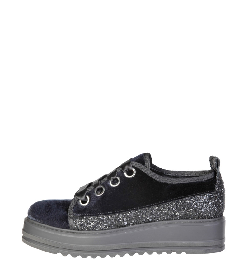 Comprar Ana Lublin Ewa platform shoes nero -Altezza: 4,5cm-