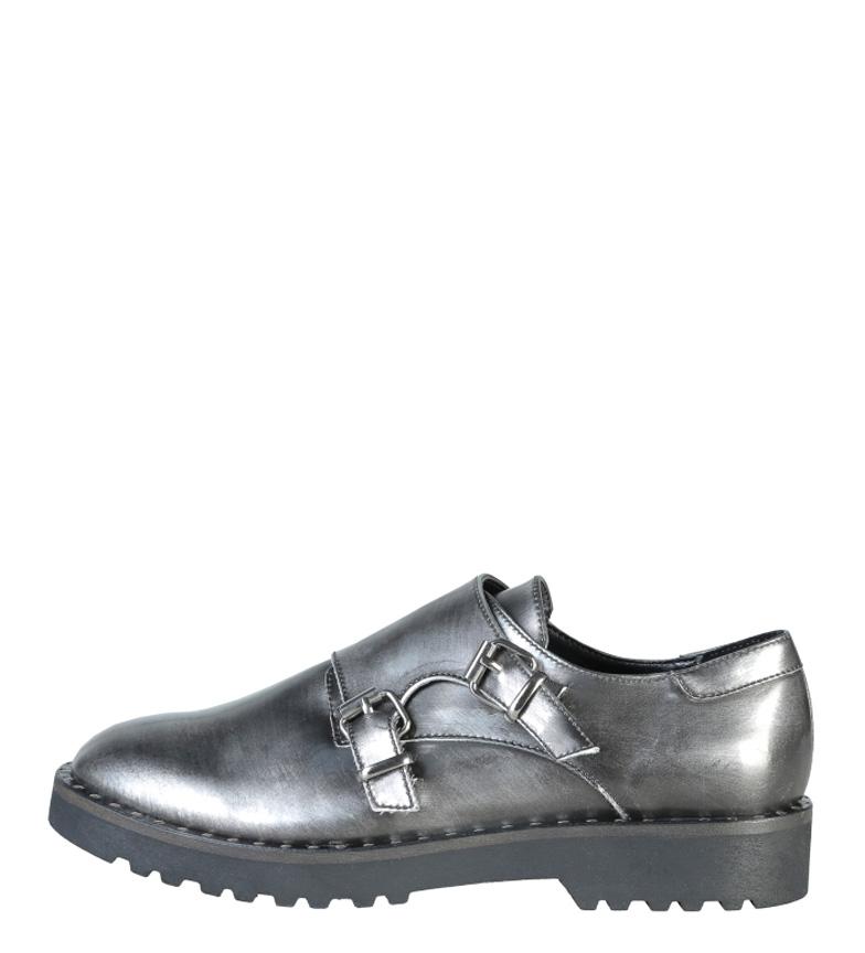 Comprar Ana Lublin Modifica scarpe grigie