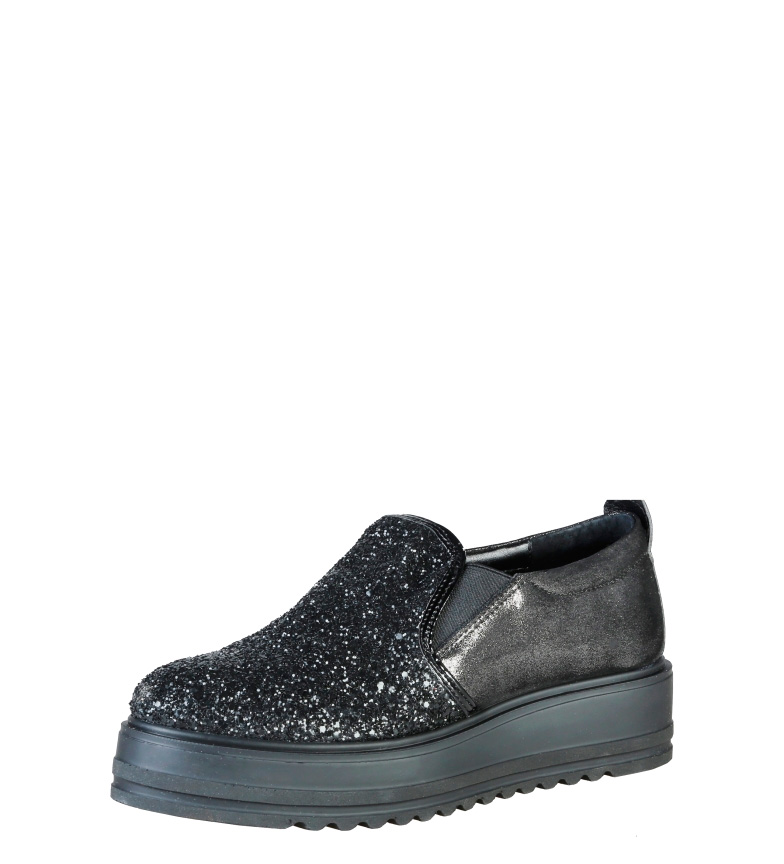 Zapatos Ana Inger Ana Negro Lublin QCoEdWrxBe