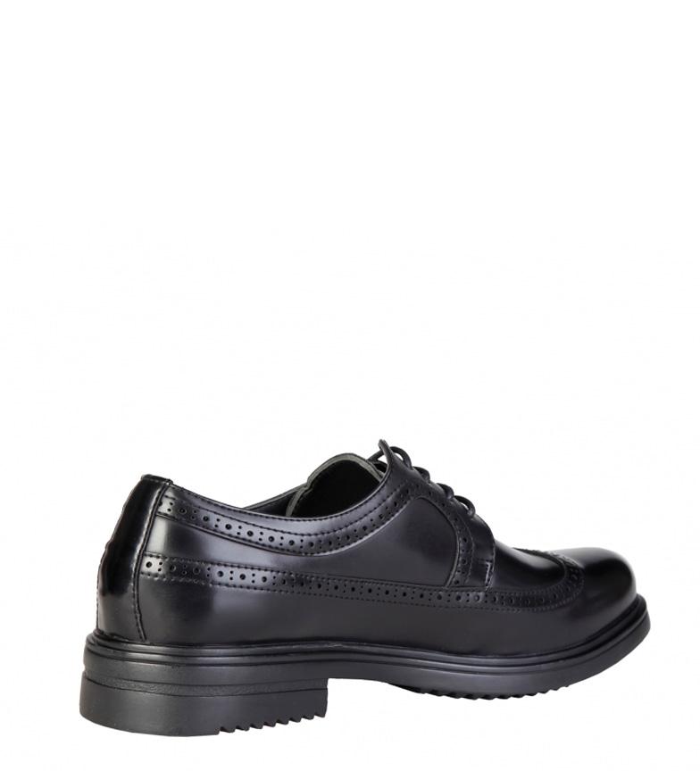 Zapatos Morrone Di Richard Duca Negro wPnOk0