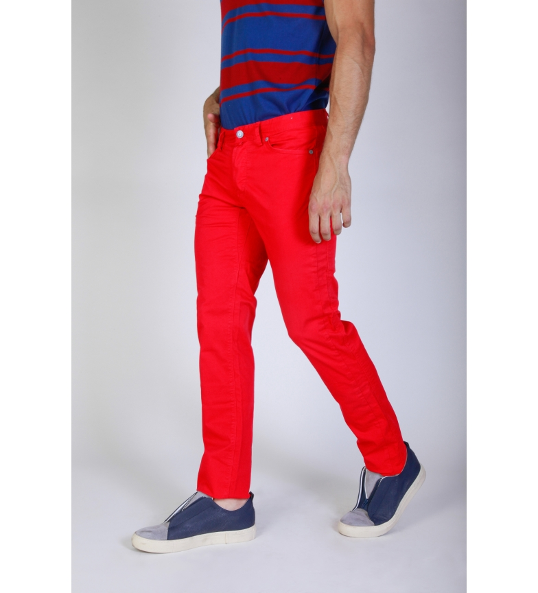 Comprar Jaggy Trousers J1883T812-Q1 red