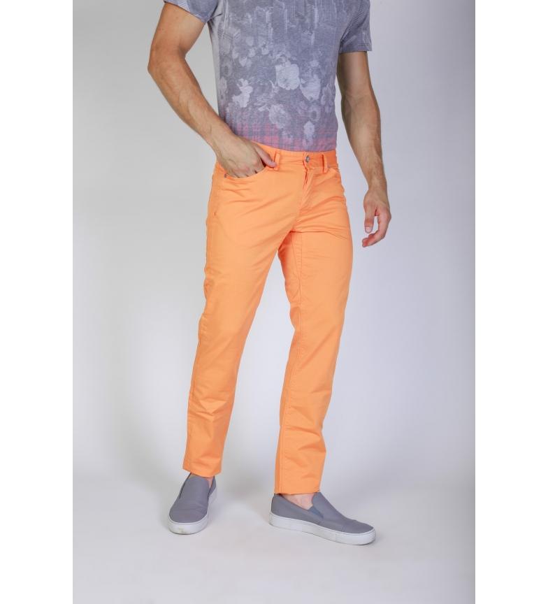 Comprar Jaggy J1883T812-Q1 orange trousers