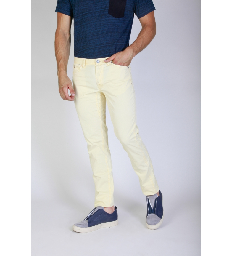 Comprar Jaggy Trousers J1883T812-Q1 yellow