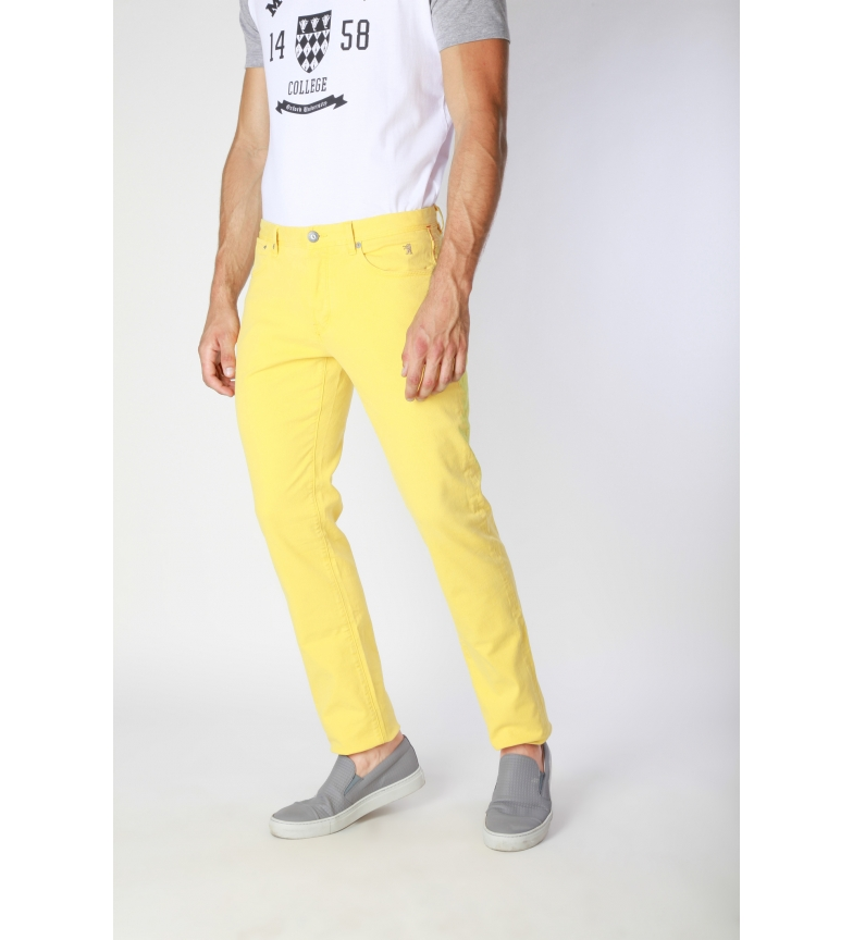 Comprar Jaggy J1551T814-1M calça elástica amarela