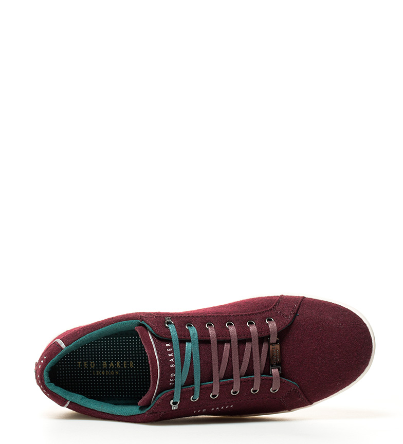 Ted Baker Zapatillas Minem 3 Granate rabatt hot salg opprinnelig footaction online Prisene for salg MIdFwHP