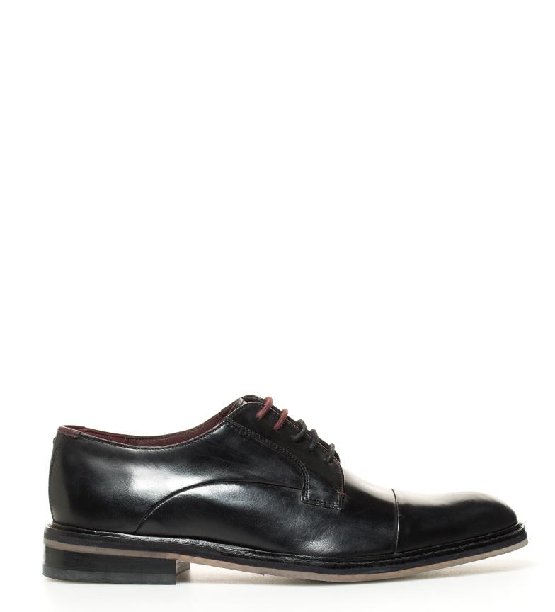 Ted Baker Zapatos de piel Aokii negro