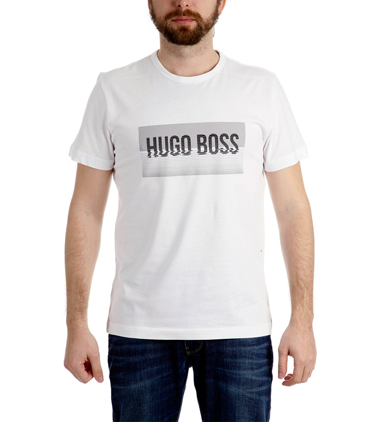 Comprar Hugo Boss White T-I
