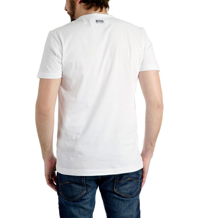 Hugo Boss Camiseta Tee 2 blanco
