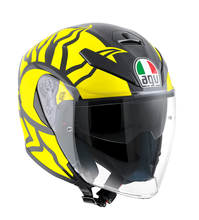 Comprar Agv Helmet K-5 Jet winter test 2011