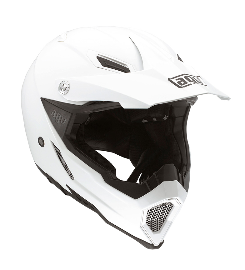 Comprar Agv Integral helmet AX-8 EVO white