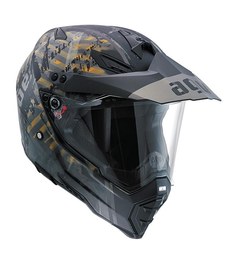 Comprar Agv Casque intégral AX-8 Dual Evo Grunge Matt