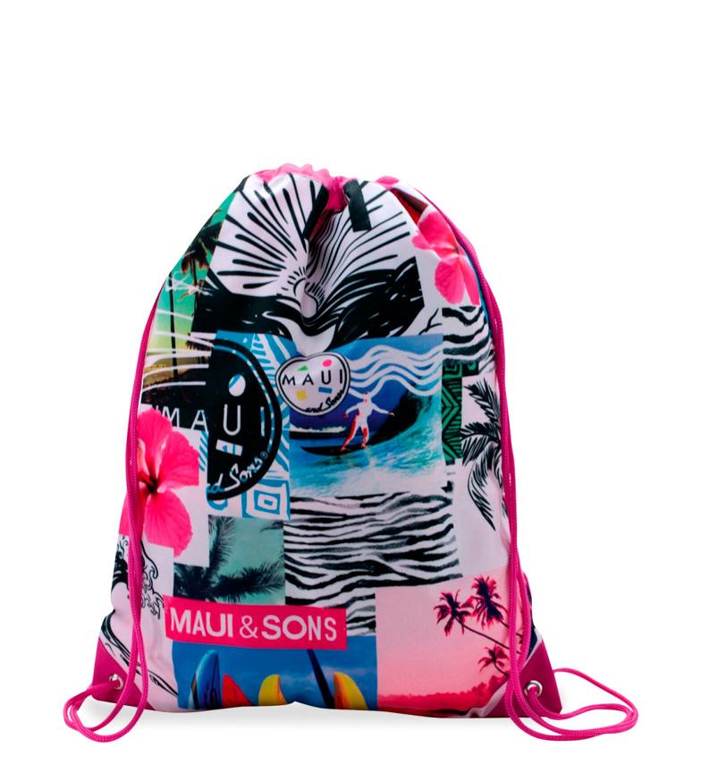 Comprar Movom Pink Girl Surf zaino-44x35 cm-