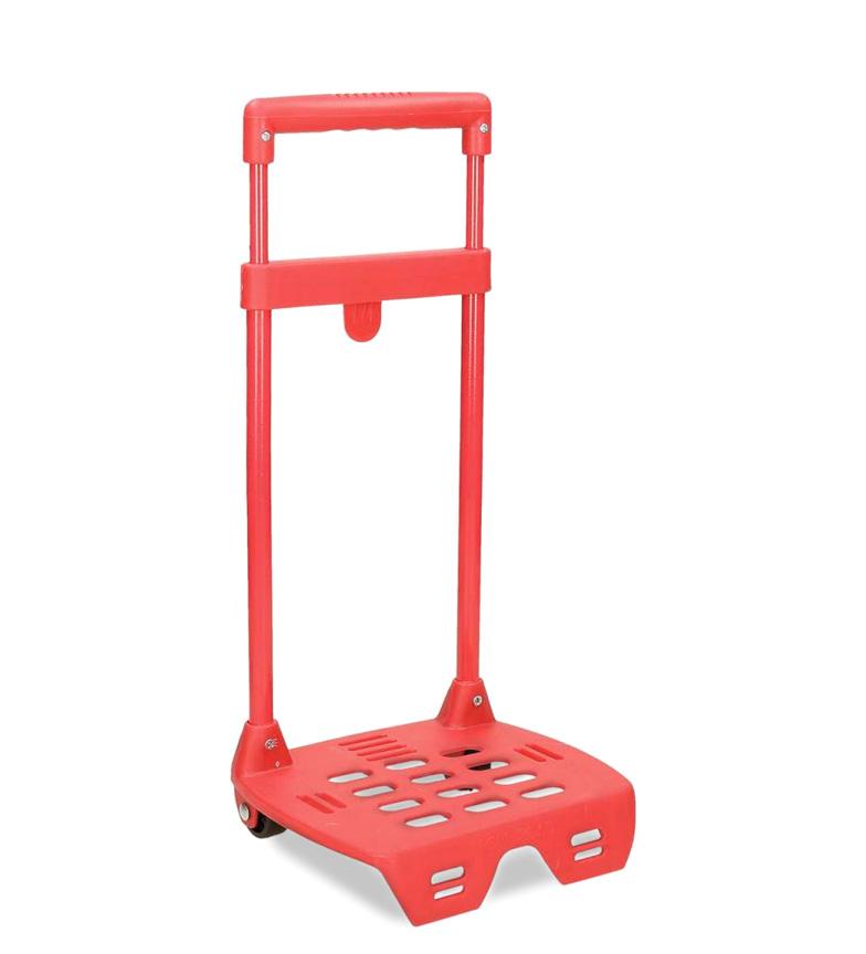 Comprar Movom Carro School Mini Movom cm-33x18x16 vermelho