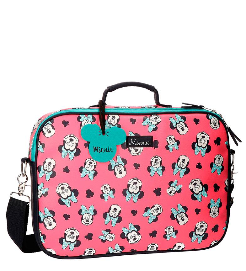 Comprar Minnie Bandolier Minnie Wink pink-38x28x7 cm-