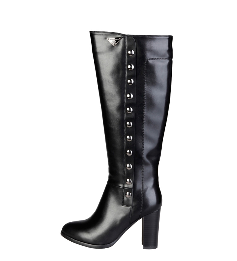 Comprar Laura Biagiotti Boot 2212 black-Heel height: 8.5cm-