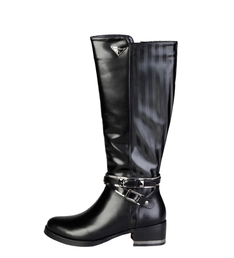 Comprar Laura Biagiotti Boot 2186 black -Heel height: 5cm-