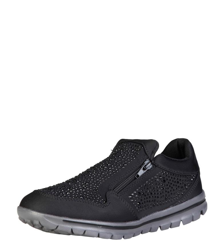 2058 Laura Sneakers Sneakers Negro Biagiotti Biagiotti Laura K5J31cFuTl