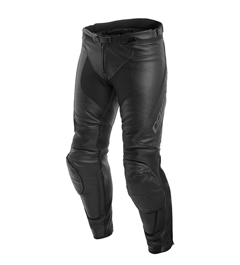 Comprar Dainese Assen leather pants black, anthracite